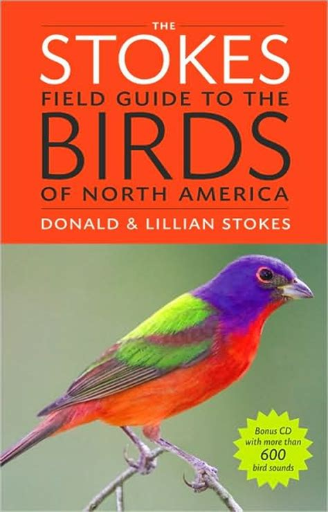 review of stokes field guide to the birds of north america