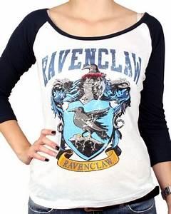 Vetement Harry Potter Femme : harry potter t shirt ravenclaw quidditch femme ~ Melissatoandfro.com Idées de Décoration