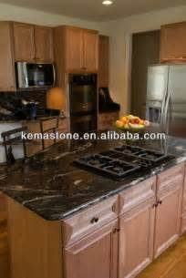 kitchen island with black granite top cosmic black granite kitchen island table tops view granite kitchen island table top kema