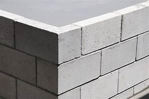Enduire Un Mur Abimé : enduire un mur ext rieur en parpaings ~ Dailycaller-alerts.com Idées de Décoration