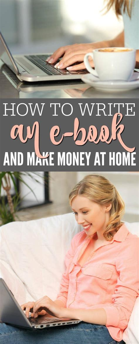 how to spell house how to write an ebook and make money at home for