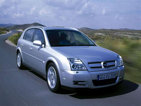 2003 Opel Signum 20 Turbo Related Infomation