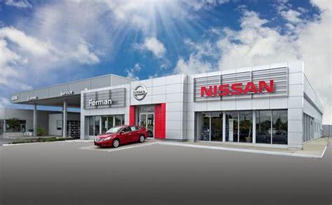 Ferman Nissan Acura Car Dealership In Tampa, Fl 33612