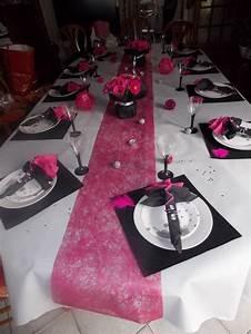 Décoration De Table Anniversaire : decoration de table anniversaire 40 ans femme ~ Melissatoandfro.com Idées de Décoration