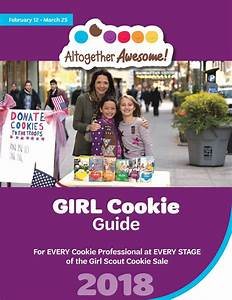 2018 Girl Cookie Manual By Gsnmt