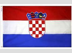 Buy 3 x 5' Croatia Flag Flag Store USA