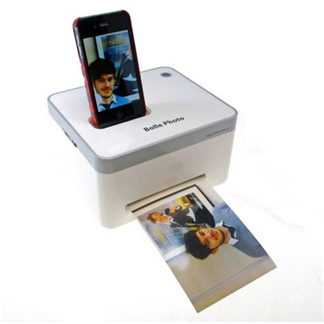 iphone printers bolle bp 10 iphone photo printer the register