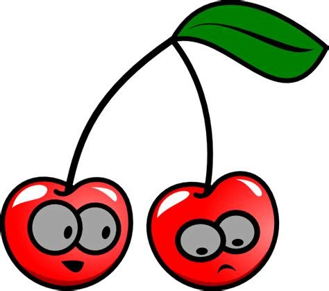 Animation Clipart by Animated Cherries Clip At Clker Vector Clip