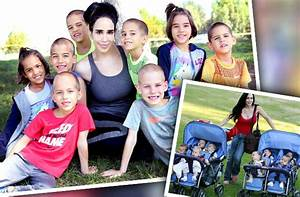 Octo-Mom Nadya Suleman's 8 Kids Are All Grown Up In New ...