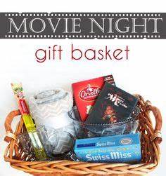 1000 ideas about Movie Basket Gift on Pinterest