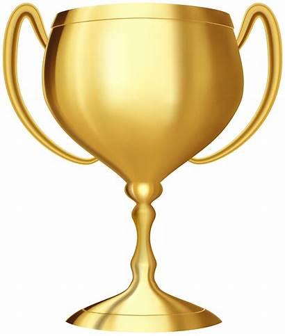 Award Clipart Cup Trophy Golden Awards Transparent