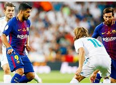 Real Madrid VS Barcelona El Clasico Head To Head And