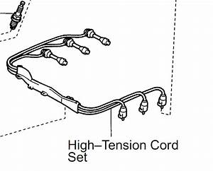 1996 Lexus Es300 Spark Plug Wire Diagram