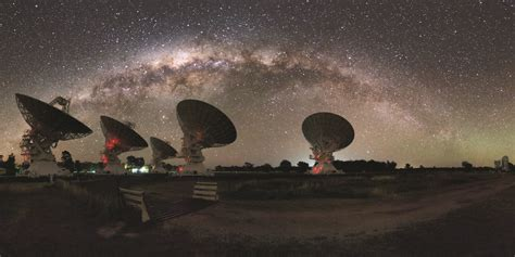 Dark Noodles May Lurk In The Milky Way Csiro