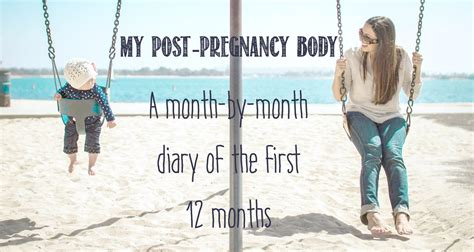 Post Pregnancy Body A Monthly Diary Hello My Love Blog