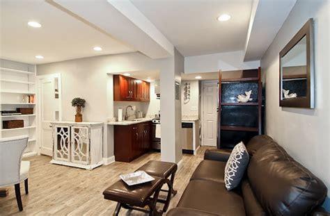 stylish basement apartment ideas
