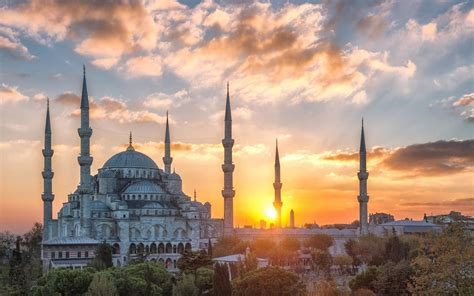 Blue Mosque Wallpaper blue mosque istanbul wallpaper for desktop