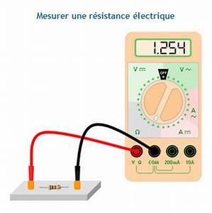 Comment Utiliser Un Multimetre : utiliser un multim tre pour mesurer une tension une intensit une r sistance ~ Gottalentnigeria.com Avis de Voitures