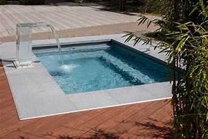 Kleiner Pool Terrasse : kleiner pool im garten pool f r kleine grundst cke diverses pinterest kleiner pool ~ Sanjose-hotels-ca.com Haus und Dekorationen