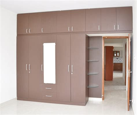 Bedroom Mirrors India by 10 Wardrobe Designs For Your Modern Home