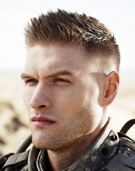 frisur amerikanische armee haarschnitt maenner frisuren