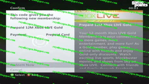 mm xbox live code royal cheats june 2013