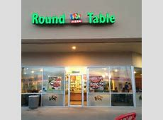 Round Table Pizza Pizza