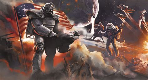 fallout  concept art wallpaper  images