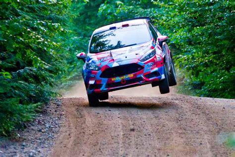 Team O'neil Rally School Prepares Drivers For Mud Season