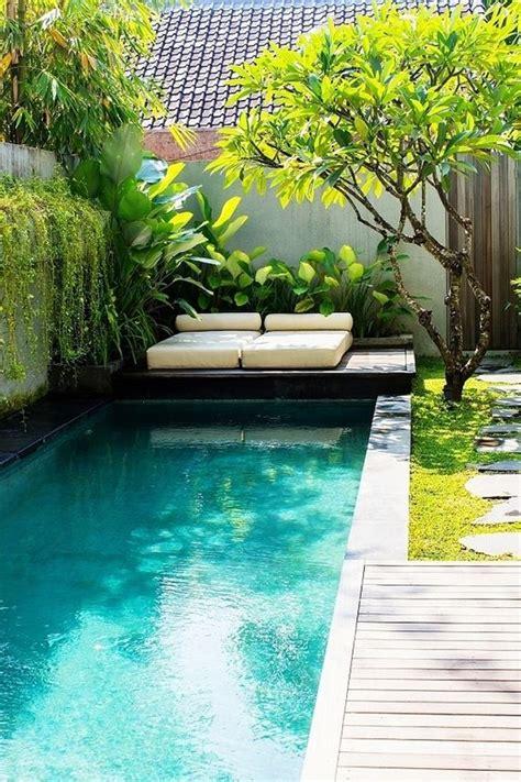 Gartenideen Mit Pool by ไอเด ยสระว ายน ำขนาดเล ก Gurubaan