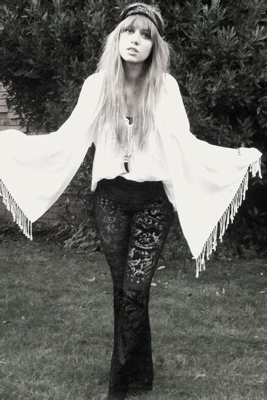 Bohemian Hippie Gypsy Boho