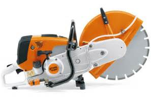 Concrete Cutting Chainsaw Gallery