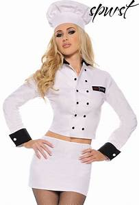 Hot Chef Costume | Spurst.com | Halloween Costume Ideas | Pinterest | Costumes Sexy and Chefs