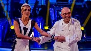 Wallace's crippling Strictly nerves - BT