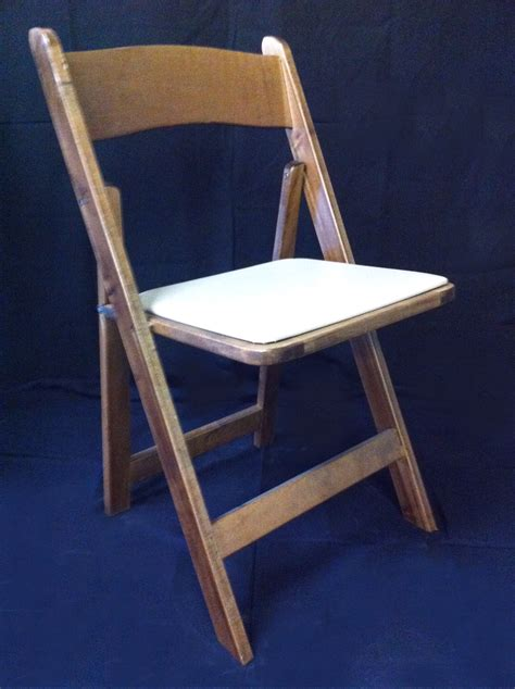 new item fruitwood folding chairs we rent atlanta