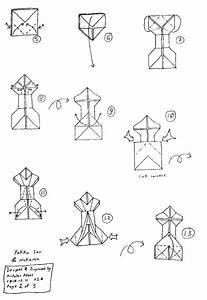 A Crisp Fold Diagrams