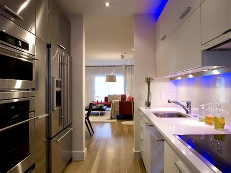kitchen pictures ideas small galley kitchen ideas pictures tips from hgtv