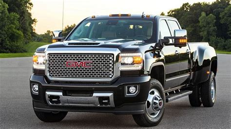 2019 Gmc Sierra 3500 Specifications, Features & Review