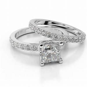 swarovski pb wedding bridal set princess bride premier With swarovski wedding ring sets