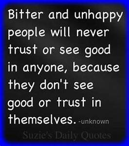 Quotes About Bitter People. QuotesGram