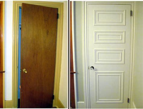 Door Makeover by Our Abode Hollow Door Makeover