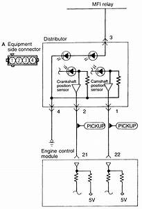 Distributor Ignition Coil Wiring Diagram