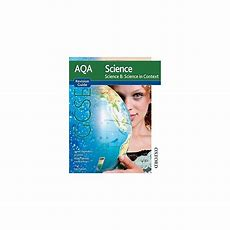 Used New Aqa Gcse Science B Science In Context Revision Guide (new Aqa Science Gcse) On Onbuy
