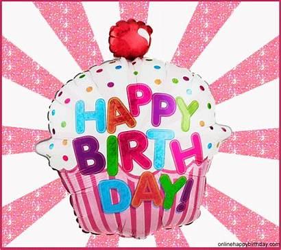 Birthday Happy Cupcakes Cupcake Glitter Birthdays Memes