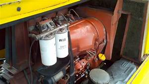 Atlas Copco Xas-85 Towable Air Compressor Deutz Diesel