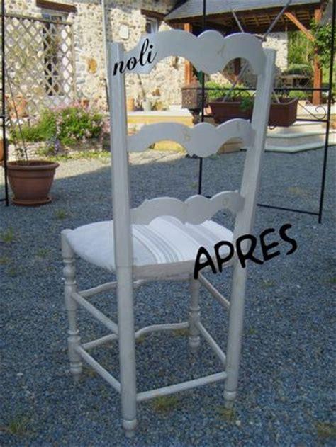 moderniser une chaise en paille refaire assise chaise en paille