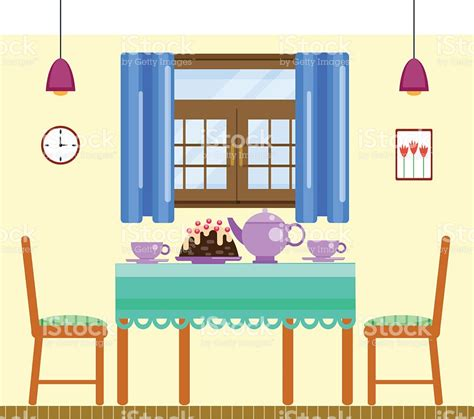 Products Clipart Dining Room  Pencil And In Color