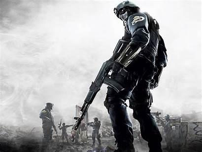 Homefront War Action Warrior Pc Gun Armor