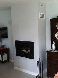 Repeindre Une Cheminée : cheminee insert renovation ~ Voncanada.com Idées de Décoration