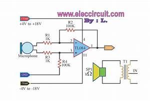 My Amplifier Doesn U0026 39 T Work Very Well  2n3904  Collector Feedback Bias  Capacitor Mic
